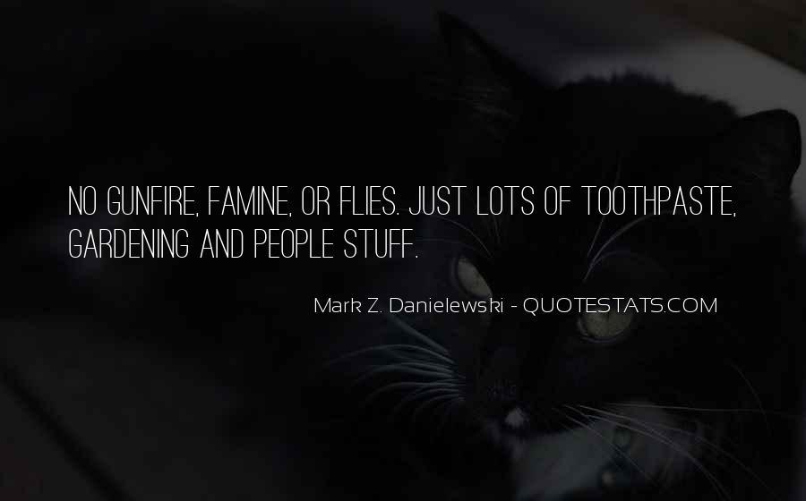 Danielewski Quotes #83907