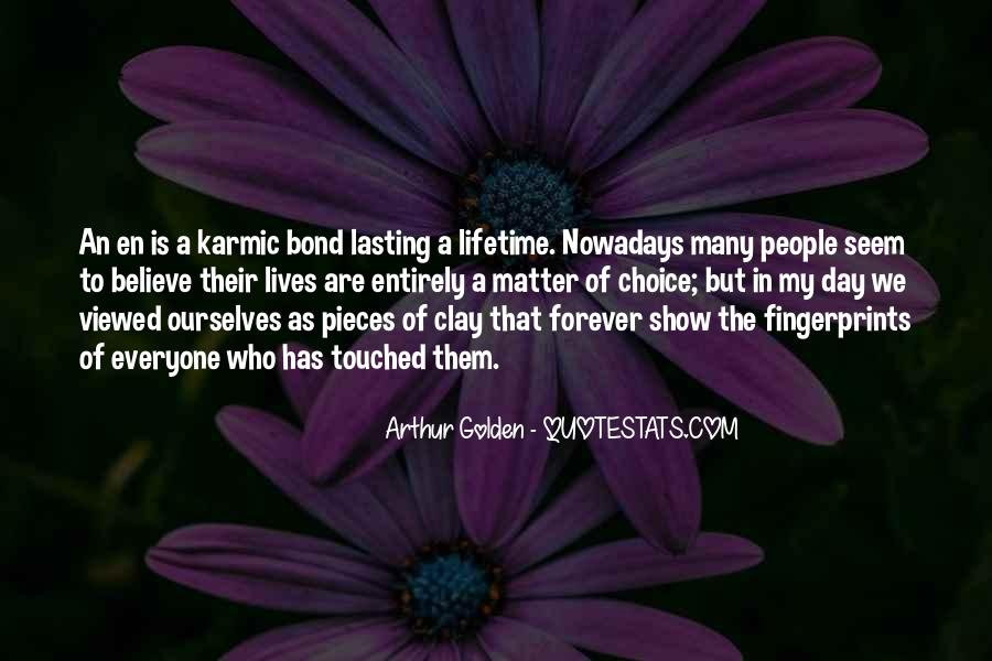 Quotes About Karmic #390729