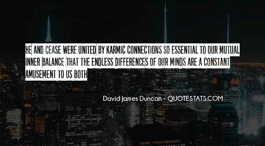 Quotes About Karmic #412069