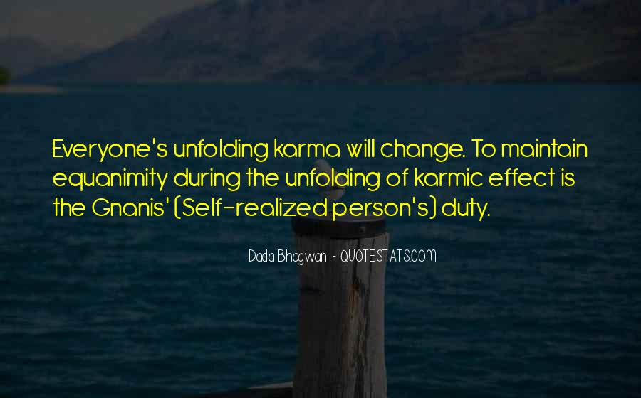 Quotes About Karmic #435520