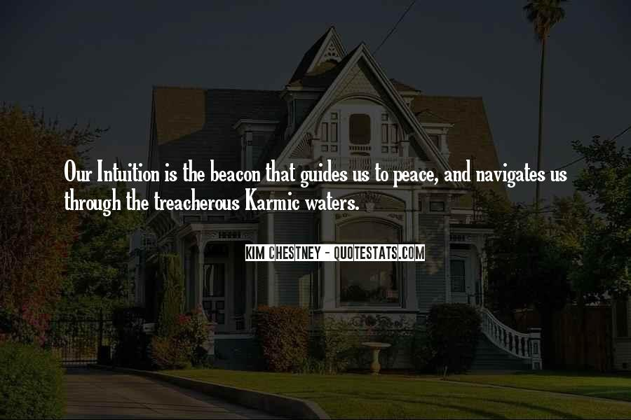 Quotes About Karmic #683945