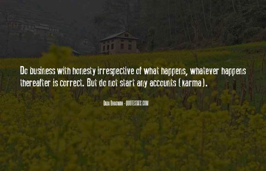 Quotes About Karmic #84843