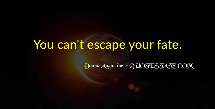 Quotes About Karma And Fate #1228980