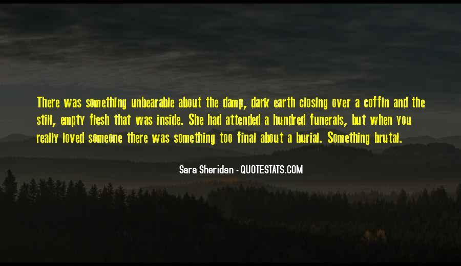 Dark Brutal Quotes #1693679