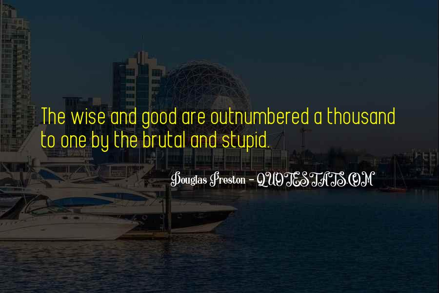 Dark Brutal Quotes #1839283