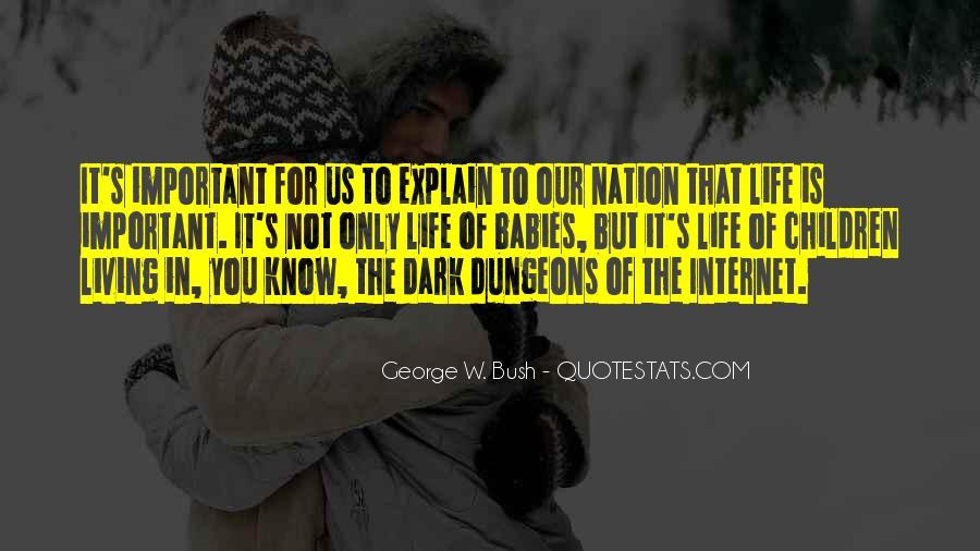 Dark Dungeons Quotes #798843