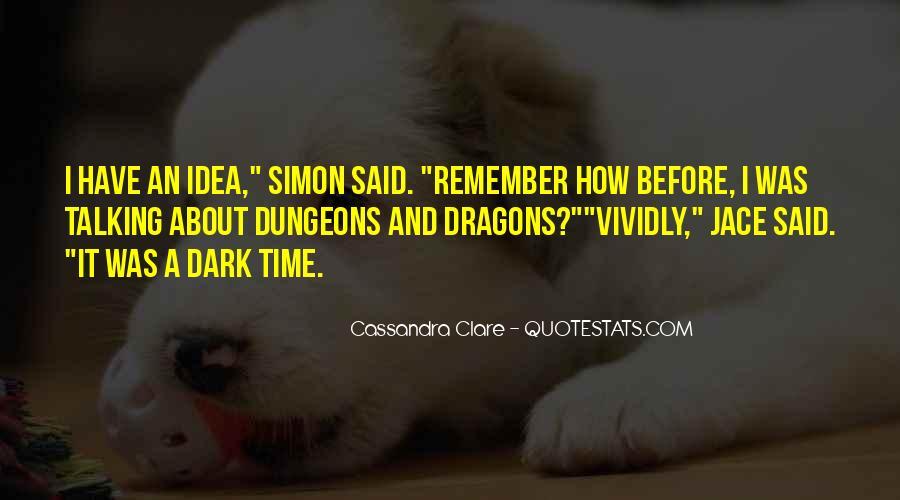 Dark Dungeons Quotes #849591