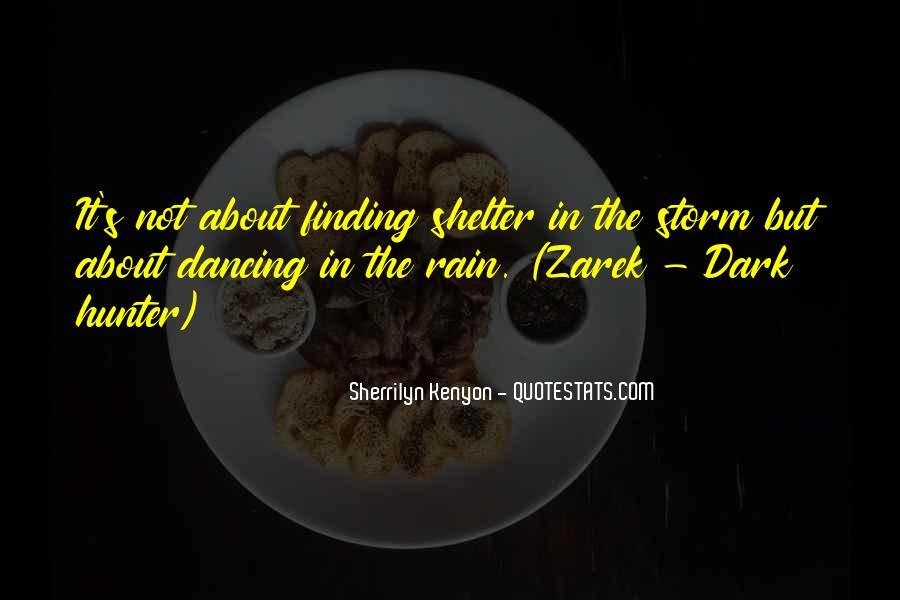 Dark Hunter Zarek Quotes #1544281