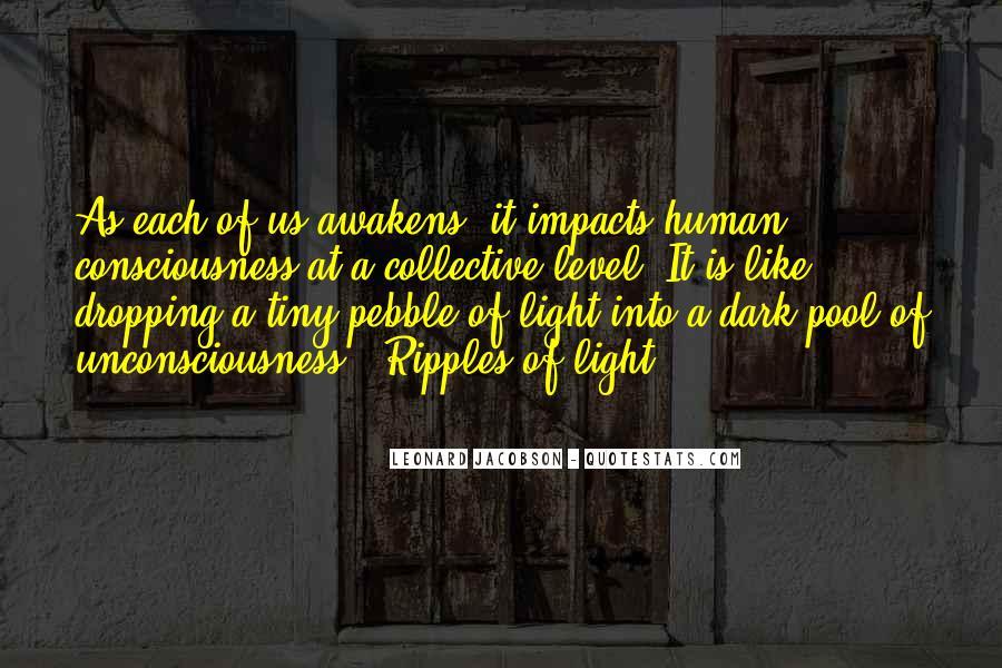 Dark Into Light Quotes #1020845