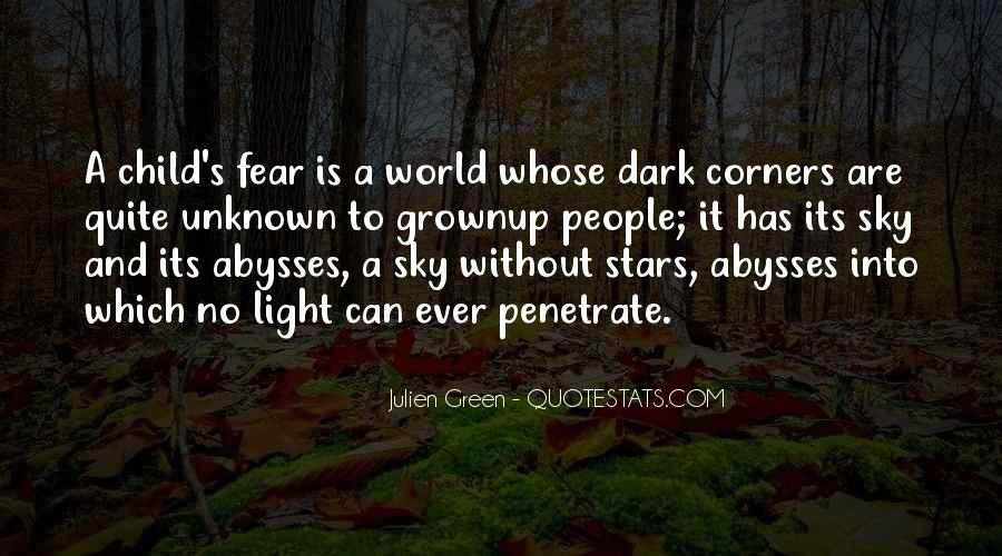 Dark Into Light Quotes #109722