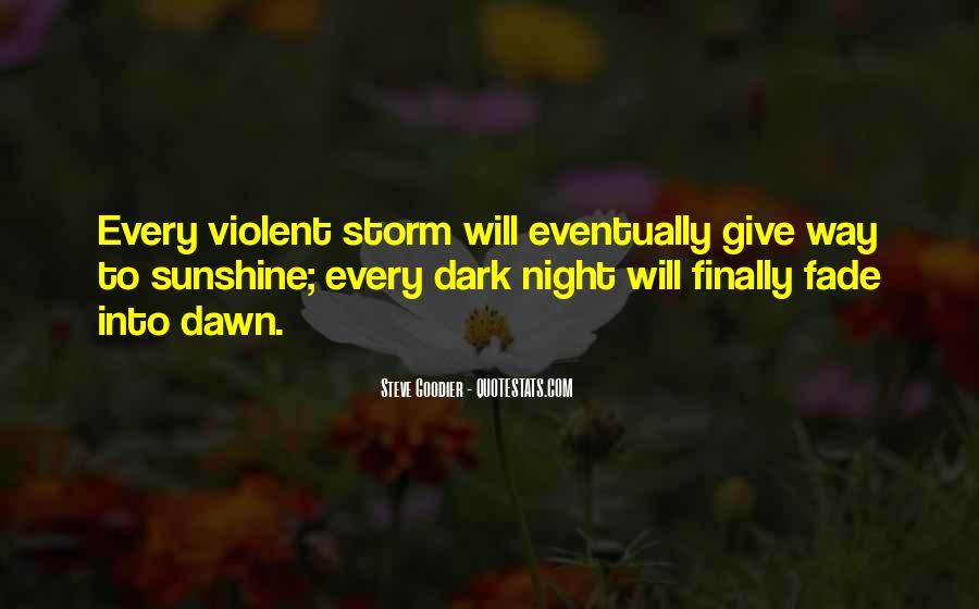 Dark Into Light Quotes #331667