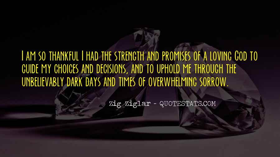 Dark Sorrow Quotes #1230809