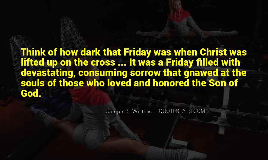 Dark Sorrow Quotes #360177
