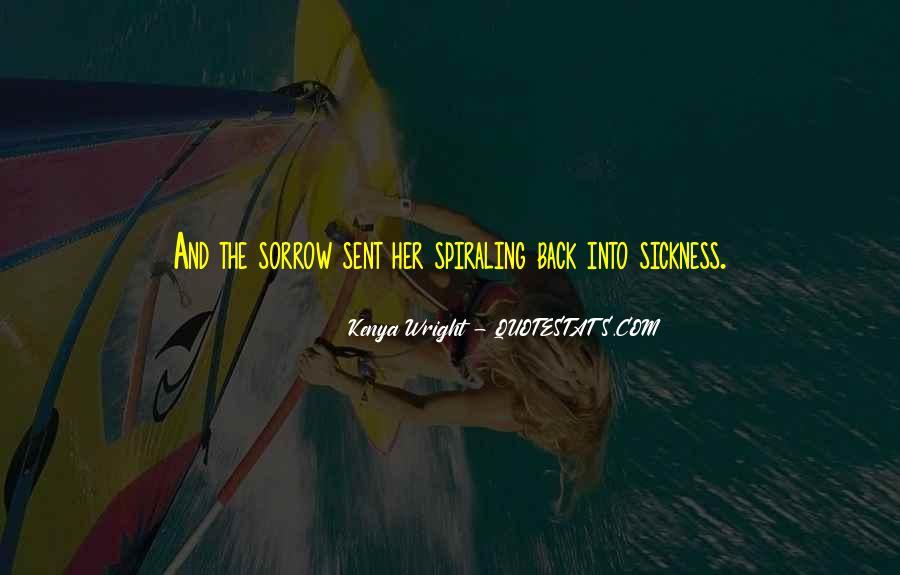 Dark Sorrow Quotes #80735
