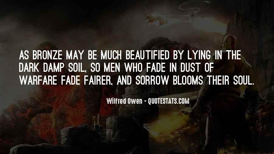 Dark Sorrow Quotes #950596