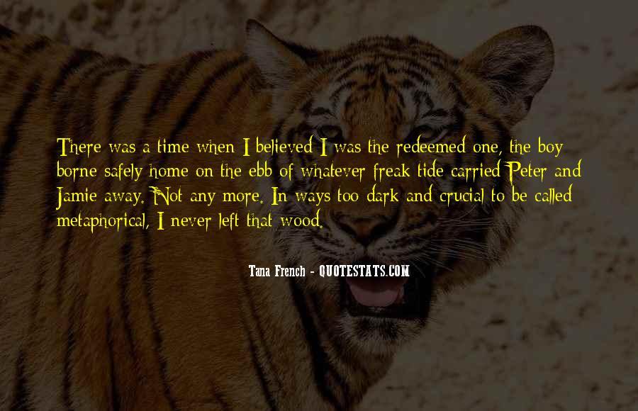 Dark Tide Quotes #1010175