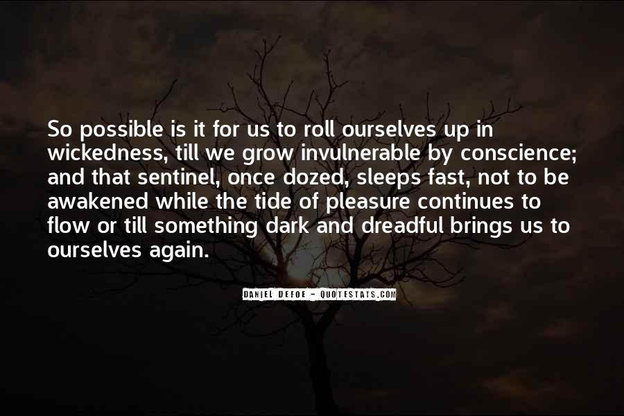 Dark Tide Quotes #1811996