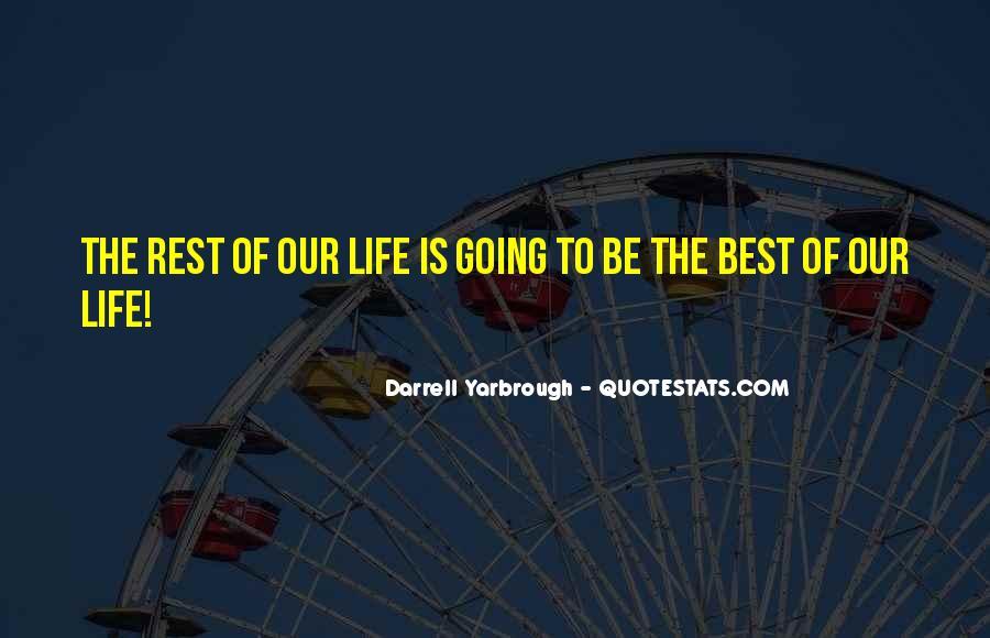 Darrell Quotes #10762