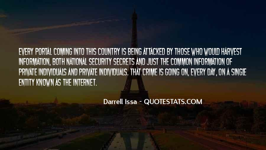 Darrell Quotes #12009
