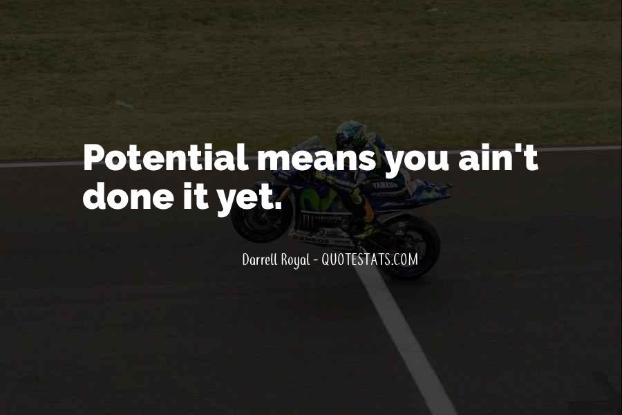 Darrell Quotes #126931