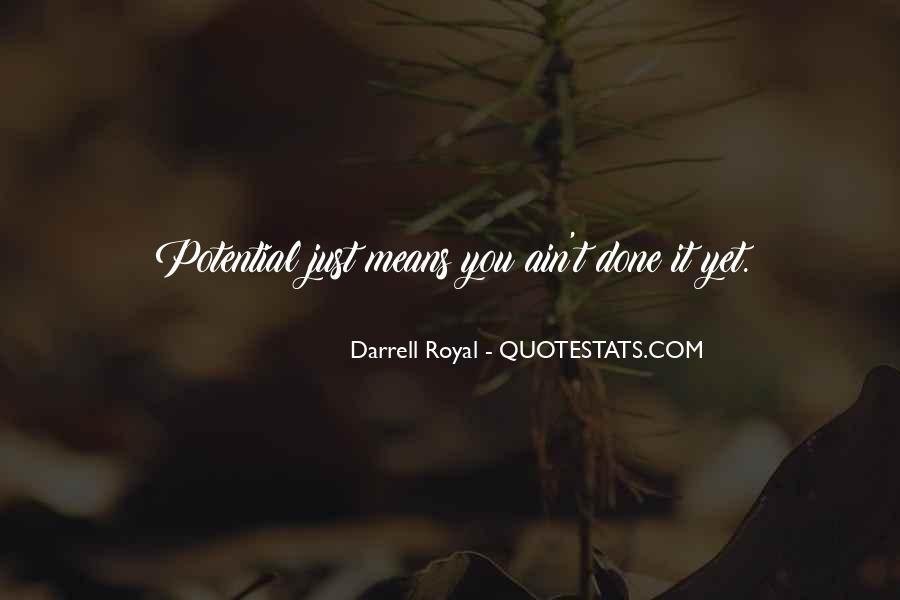 Darrell Quotes #135575