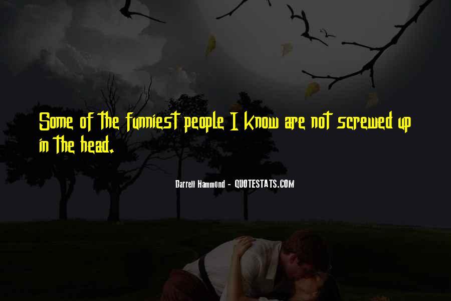 Darrell Quotes #162290