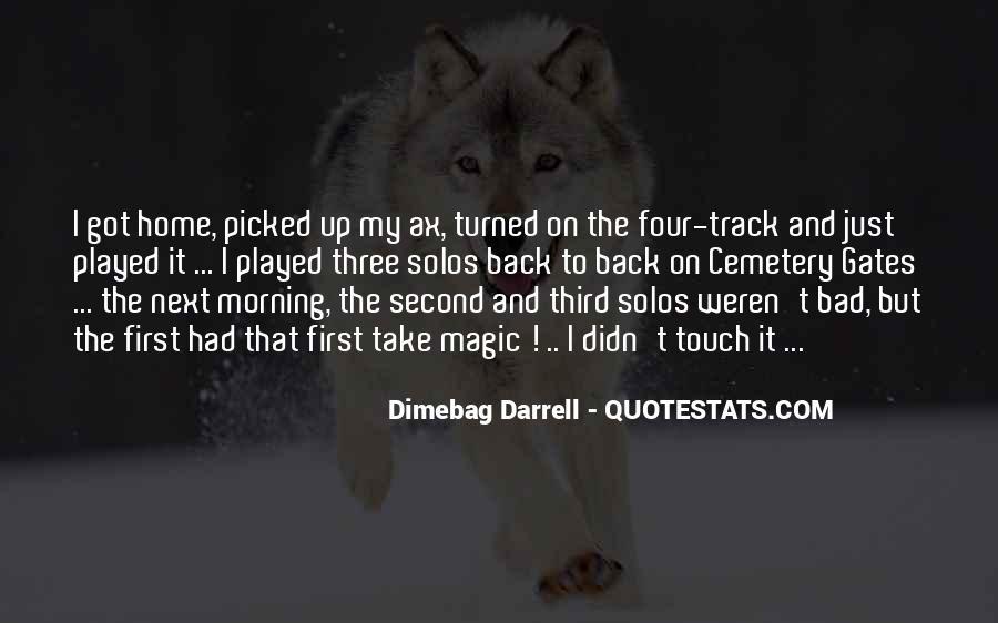 Darrell Quotes #257589