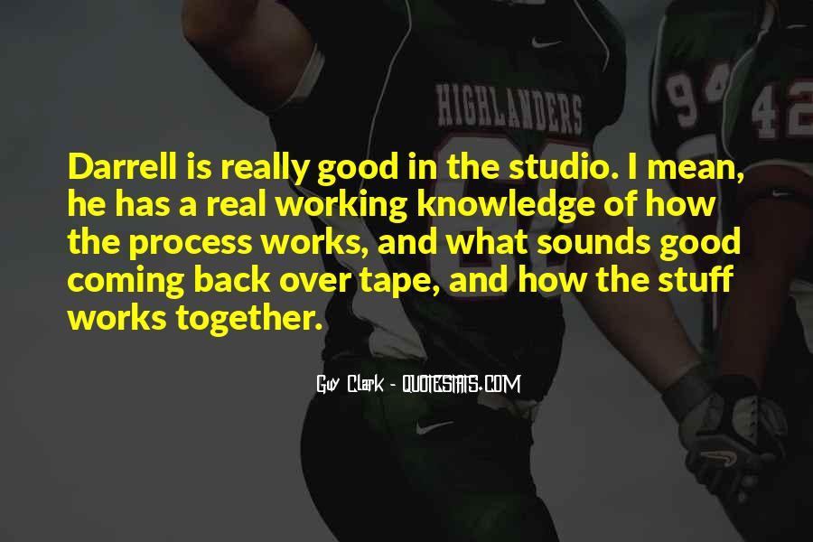 Darrell Quotes #270828
