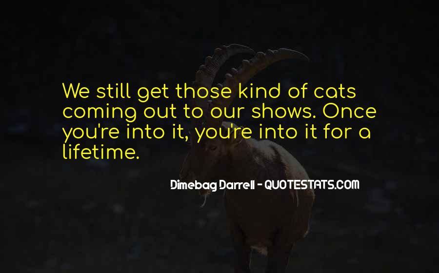Darrell Quotes #331830