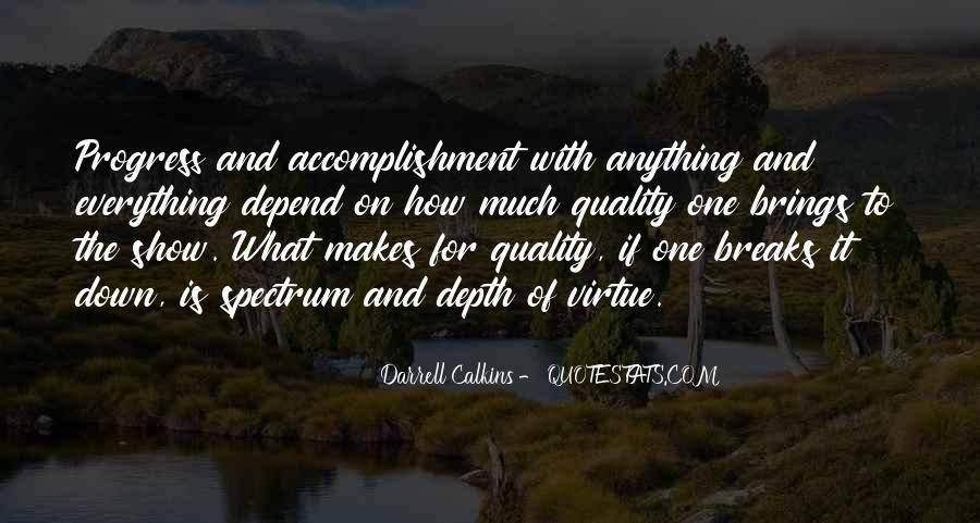 Darrell Quotes #423889