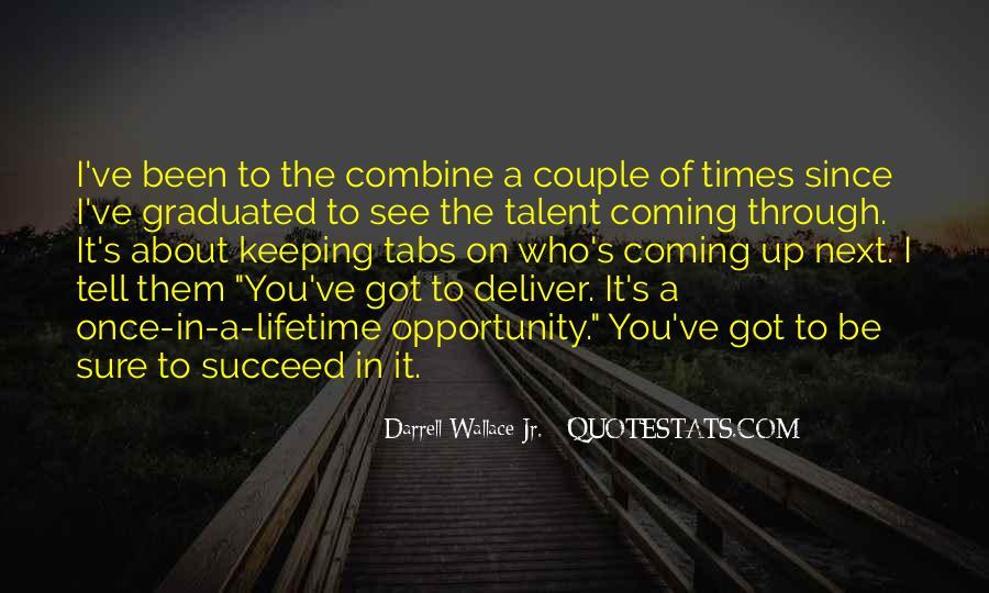 Darrell Quotes #526760