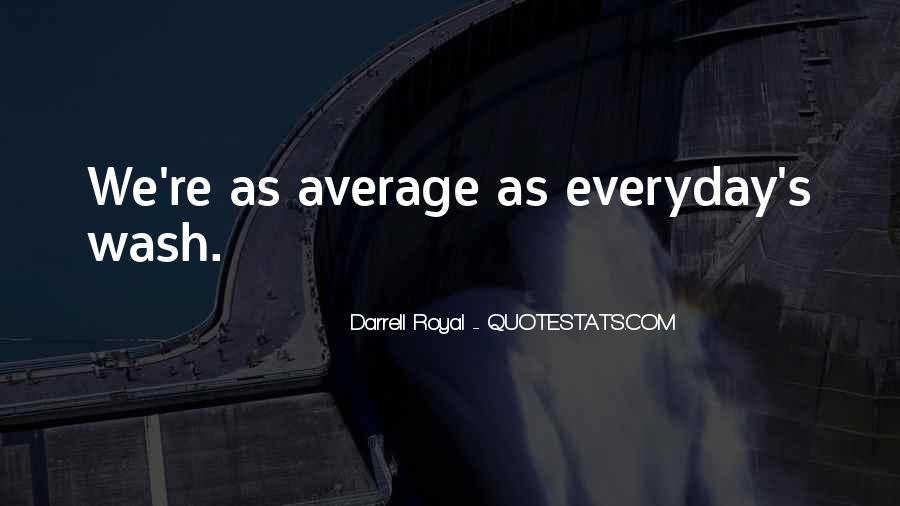 Darrell Quotes #578677