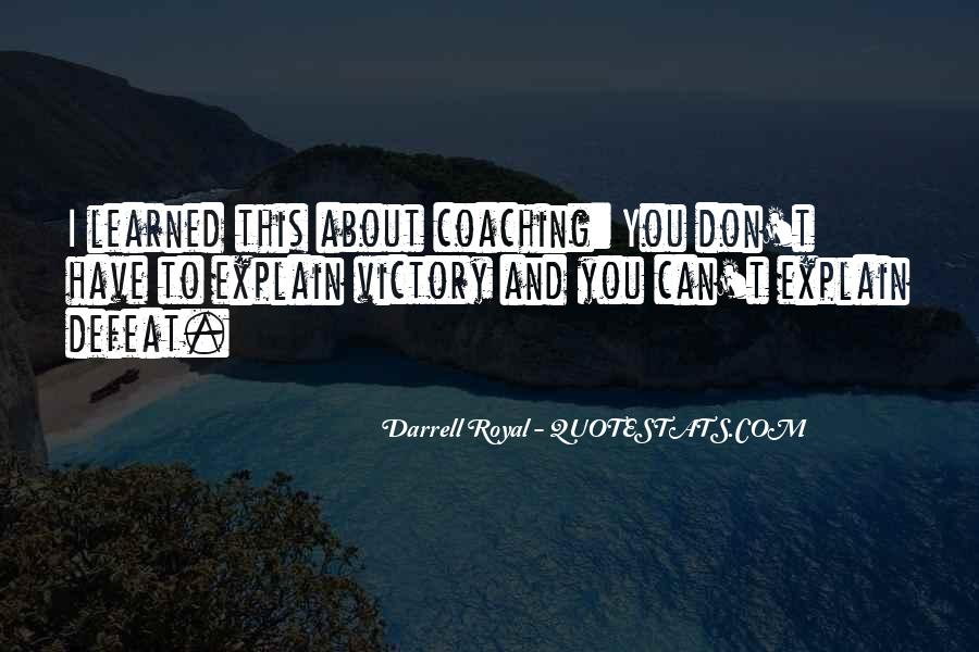 Darrell Quotes #625151