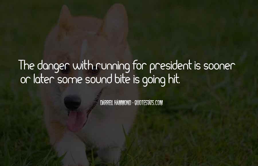 Darrell Quotes #647971