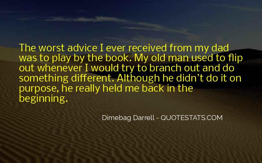 Darrell Quotes #708070