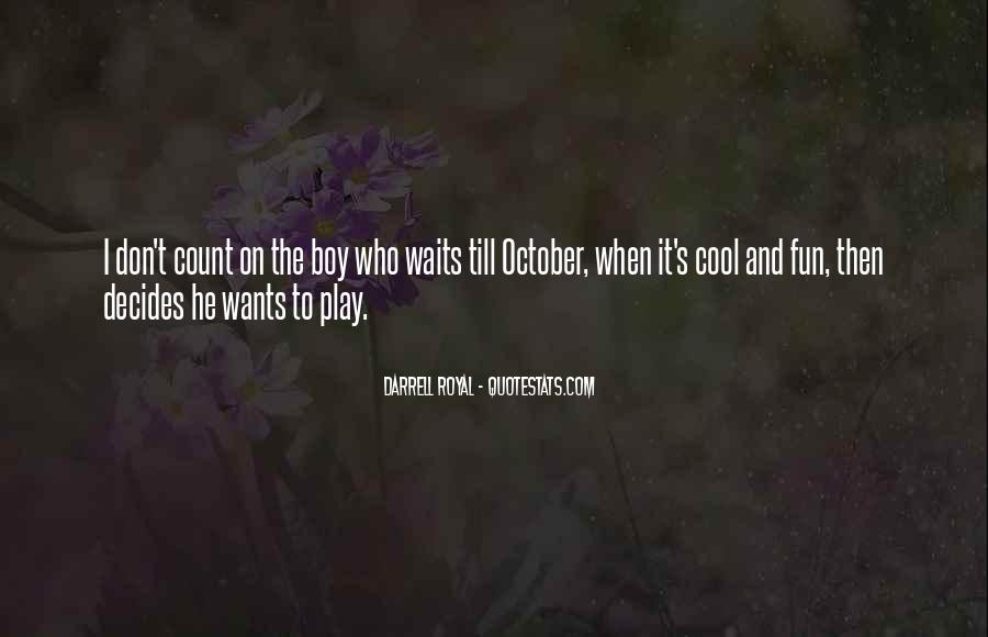 Darrell Quotes #772153