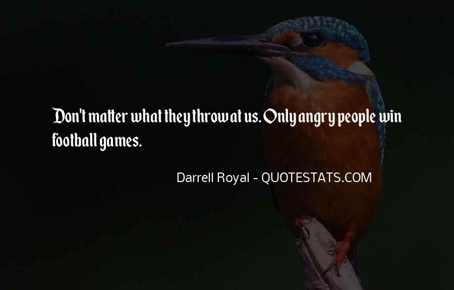 Darrell Quotes #775709