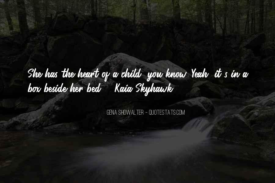 Quotes About Kaia #443755