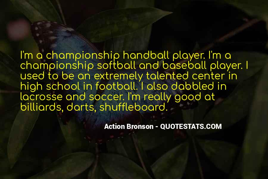 Darts Player Quotes #521994