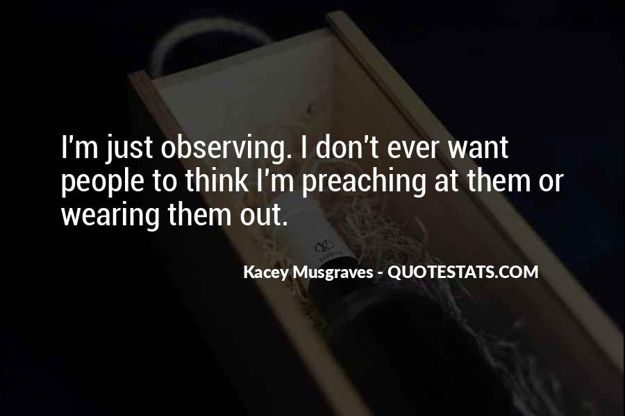 Quotes About Kacey #1245556
