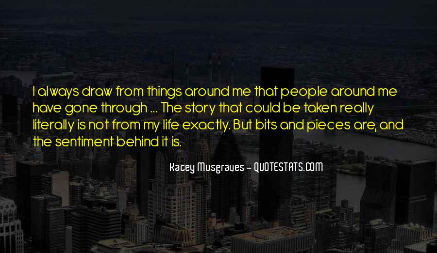 Quotes About Kacey #488719