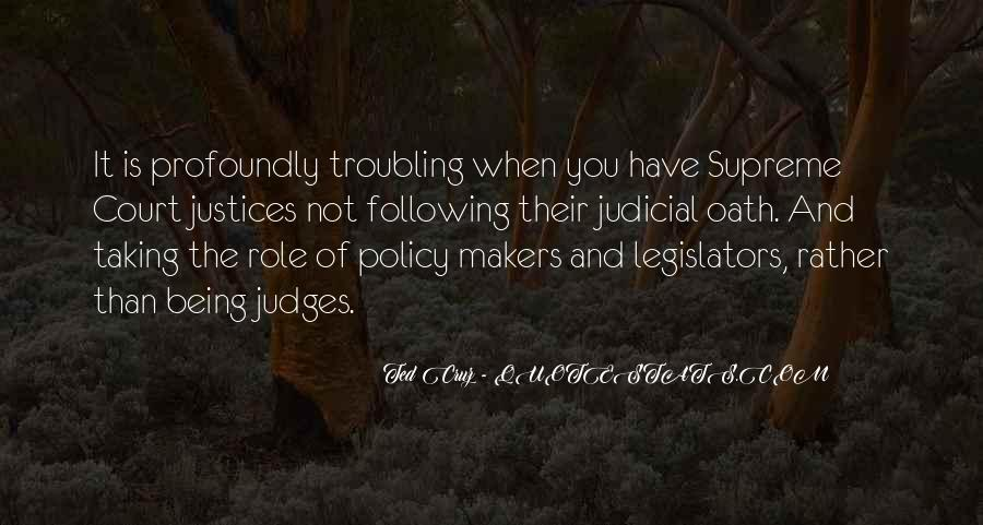 Quotes About Justices #1019393