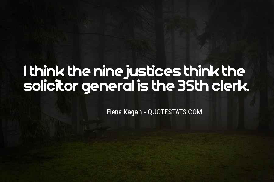Quotes About Justices #1097845