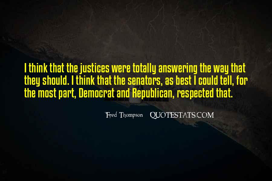 Quotes About Justices #1353040