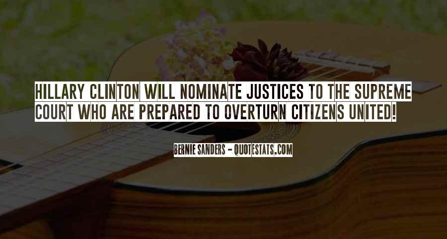 Quotes About Justices #1724005