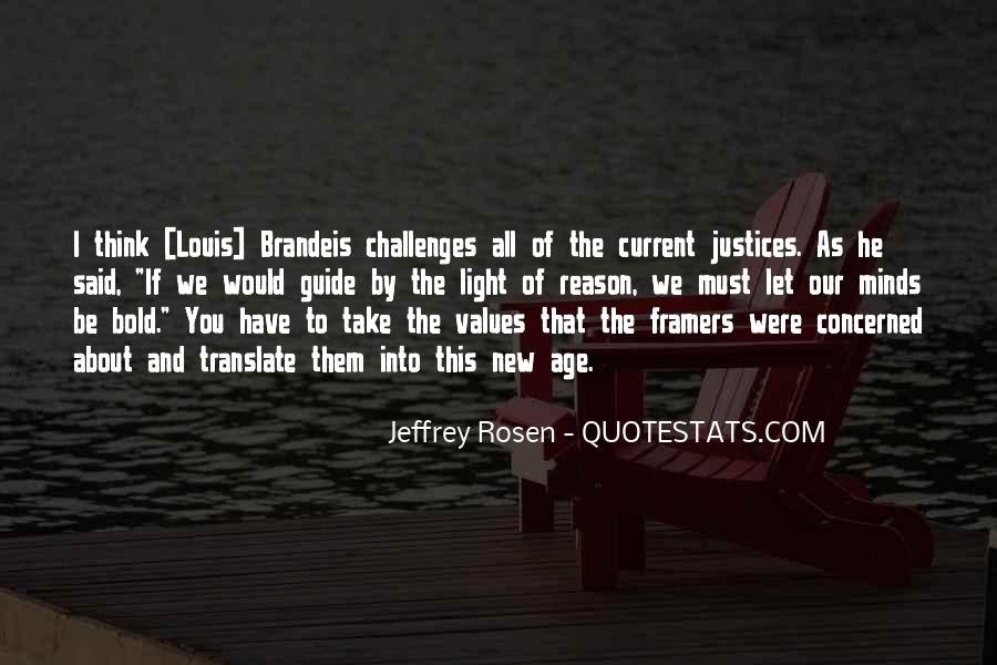 Quotes About Justices #568039