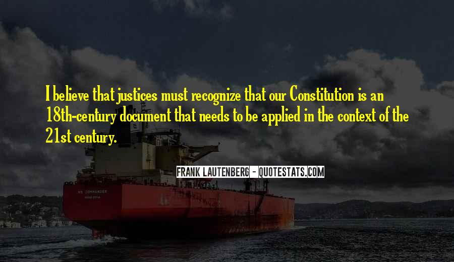 Quotes About Justices #615998