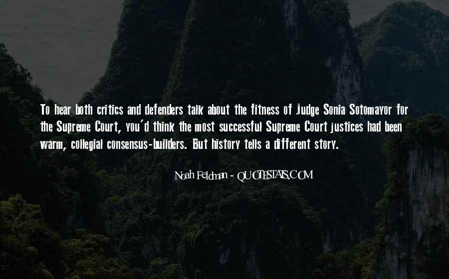 Quotes About Justices #85221