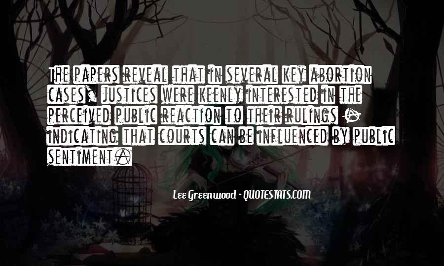 Quotes About Justices #924235