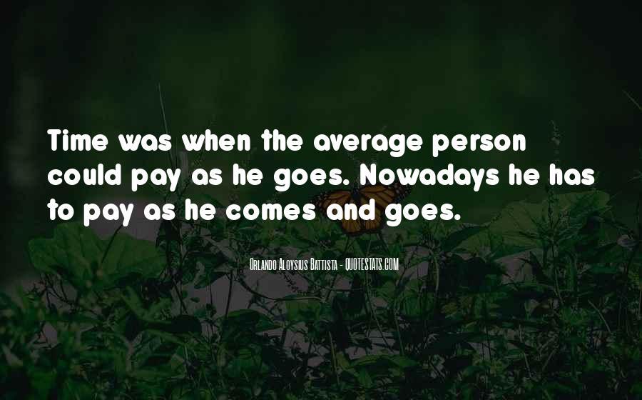 David Avocado Quotes #1468785